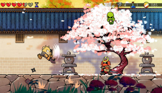 Nintendo Download April 20, 2017 – Wonder Boy: The Dragon's Trap