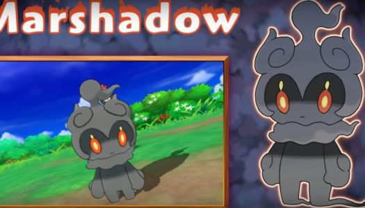 Pokemon Sun and Moon Trailer Reveals Marshadow