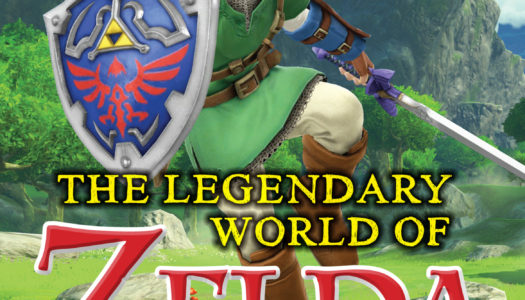 Feature: The Legendary World of Zelda Interview with Kyle Hilliard