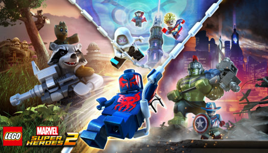 PR: LEGO Marvel Super Heroes 2 Revealed, Holiday Release for Switch