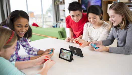 PR: Nintendo Switch Was the Best-Selling Video Game System in April; Mario Kart 8 Deluxe the No. 1 Game
