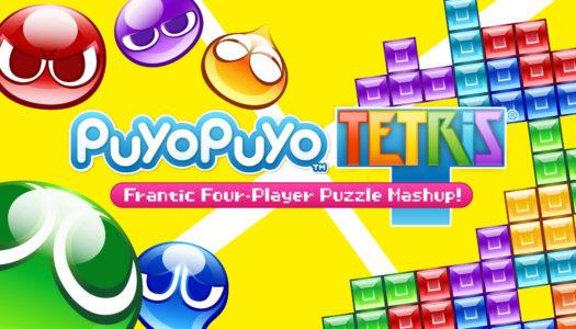 Review: Puyo Puyo Tetris (Nintendo Switch)