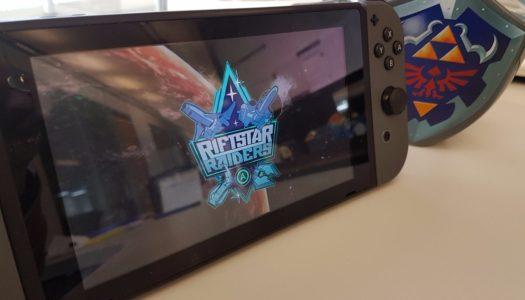 Riftstar Raiders Announced for Nintendo Switch