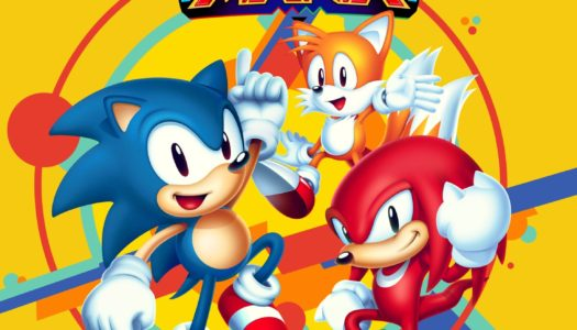 PR: Sonic Mania Launch Date & Pre-Orders Announced