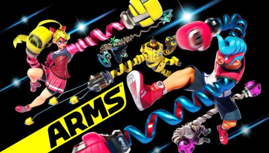 ARMS Preview: Spring Man and Helix
