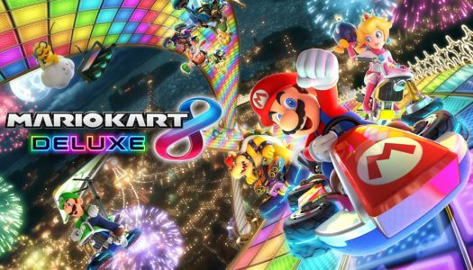 PR: Mario Kart 8 Deluxe for Nintendo Switch is the Fastest-Selling Mario Kart Game in Franchise History