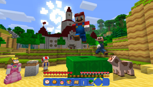 Nintendo Download May 11, 2017 – Minecraft: Nintendo Switch Edition