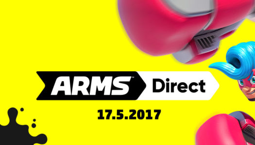 Watch the Nintendo ARMS Direct Here!
