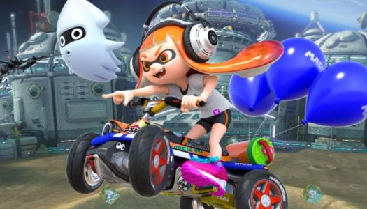 Mario Kart 8 Deluxe updated to version 1.1
