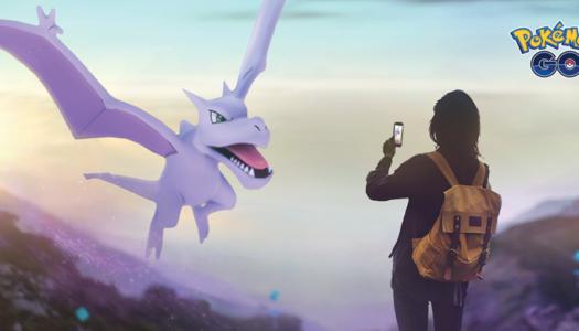 Pokémon GO Adventure Week starts May 18