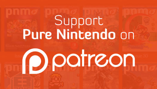 Pure Nintendo: We're bringing back Print & More with our new Patreon!