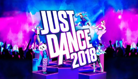E3 2017 – Just Dance 2018 footage