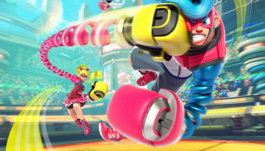 Arms Preview Part 4: Ninjara and Min Min