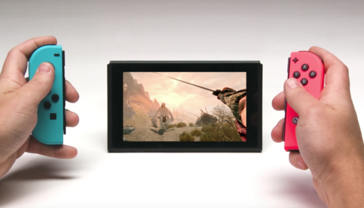 Bethesda Unveils Skyrim For Switch Trailer. Motion Controls And Amiibo Support Confirmed