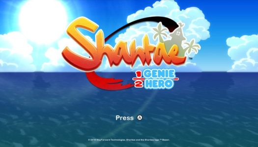 Shantae: Half-Genie Hero physical edition announced