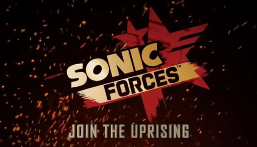 Watch the Sonic Forces launch trailer
