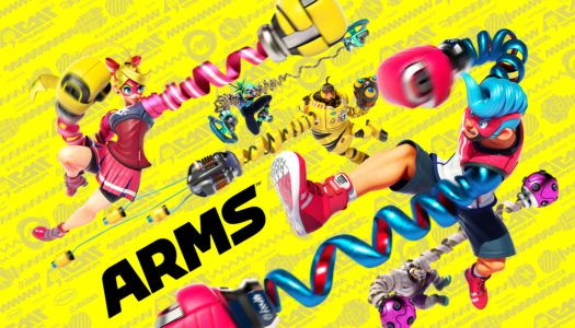 Japan's sales charts for June 12 to June 18 2017: ARMS debuts on top