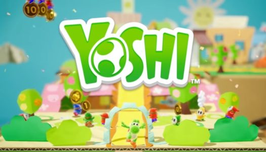 E3 2017: Yoshi Nintendo Switch Trailer Unveiled