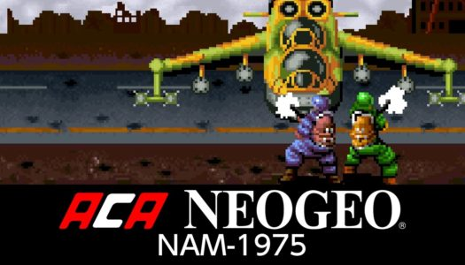 Review: ACA NEOGEO NAM-1975 (Nintendo Switch)