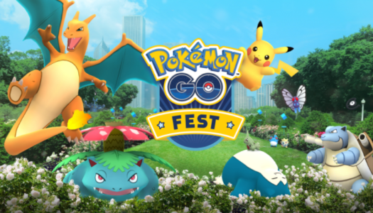 Pokémon GO celebrates its first anniversary with multiple events