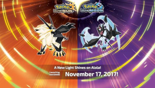 New Ultra Beast and More Shown in Latest Pokemon Trailer