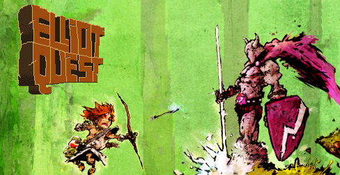 Review: Elliot Quest (Nintendo 3DS)