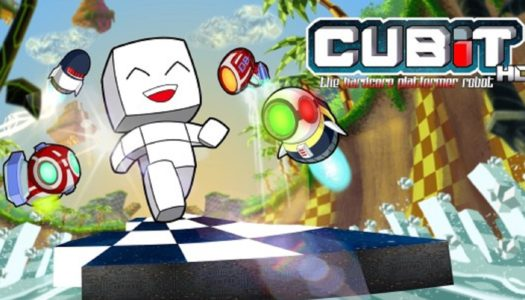 Review: Cubit The Hardcore Platformer Robot HD (Wii U eShop)