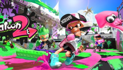 Japan's sales charts for July 17 to July 23 2017: Splatoon 2 on top, instantly best-selling Switch game