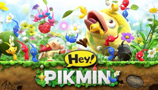 Video: Hey! PIKMIN Lift-off trailer