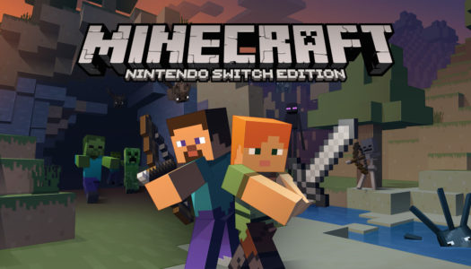 Latest Minecraft for Nintendo Switch update brings 1080p, new skins and fixes