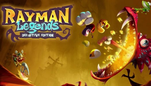 Rayman Legends demo unexpectedly hits the European eShop