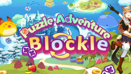 Review: Puzzle Adventure Blockle (Nintendo Switch)