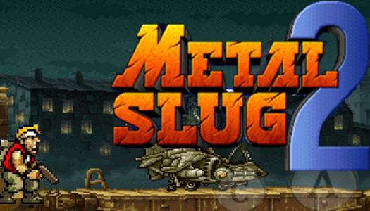 Review: ACA NeoGeo Metal Slug 2 (Nintendo Switch)