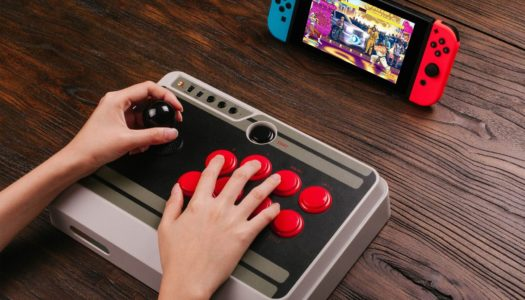 NES30 Arcade Stick Available for Preorder for Switch