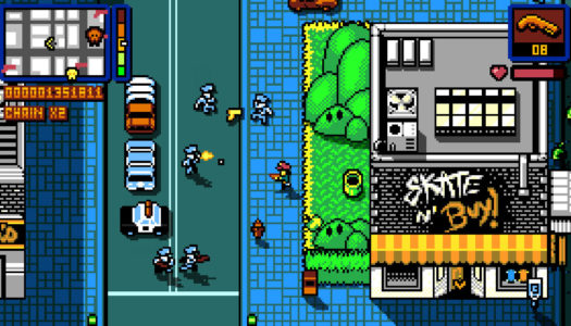 Nintendo Download August 3, 2017 – Retro City Rampage DX
