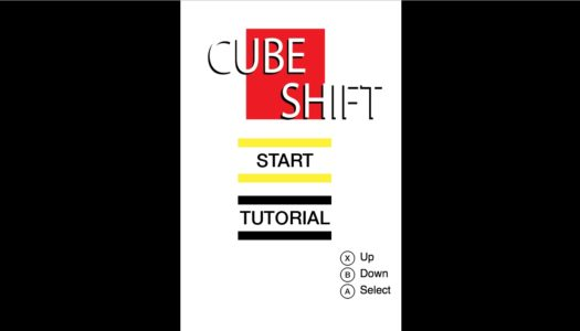 Mini-Review: Cubeshift (Wii U eShop)