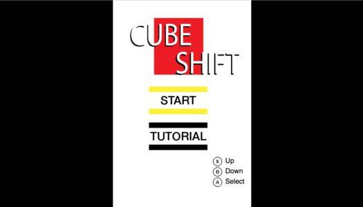 Mini-Review: Cubeshift (Wii U eShop)