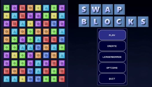 Review: Swap Blocks (Wii U eShop)