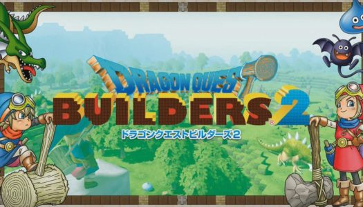 Dragon Quest Builders 2 announced for Nintendo Switch