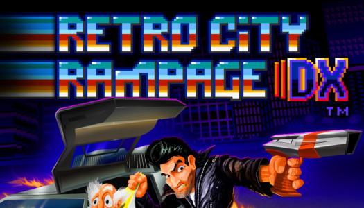 Review: Retro City Rampage DX (Nintendo Switch)