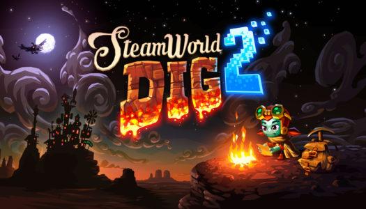 SteamWorld Dig 2 hits Nintendo Switch on September 21