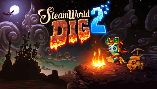 Review: SteamWorld Dig 2 (Nintendo Switch)