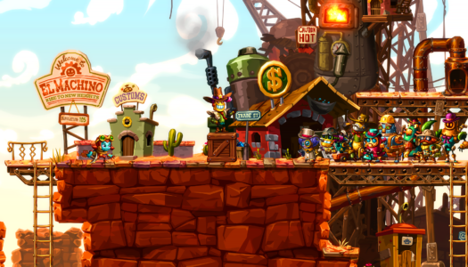 SteamWorld Dig 2 coming to 3DS next week