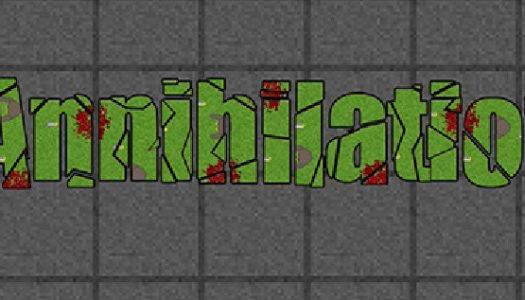 Review: Annihilation (Wii U eShop)