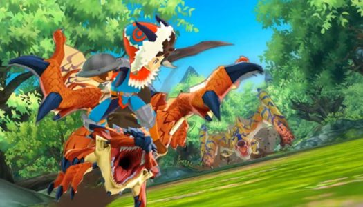 Nintendo Download September 7, 2017 – Monster Hunter Stories