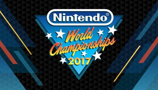 Nintendo reveals additional details about Nintendo World Championships 2017