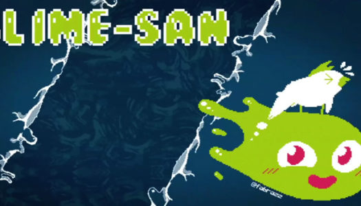 Review: Slime-san (Nintendo Switch)