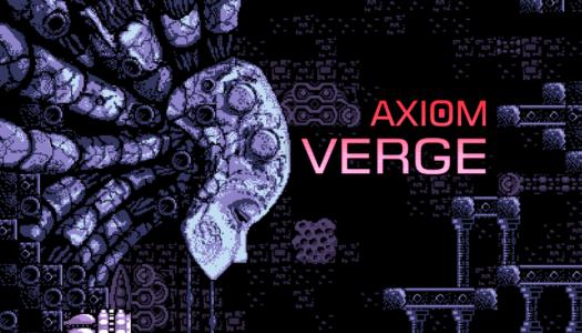 Review: Axiom Verge (Nintendo Switch)