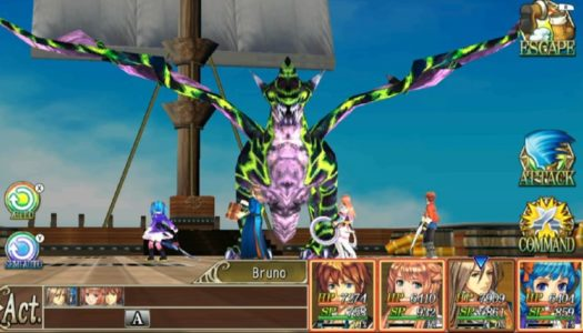 Review: Revenant Saga (Wii U eShop)
