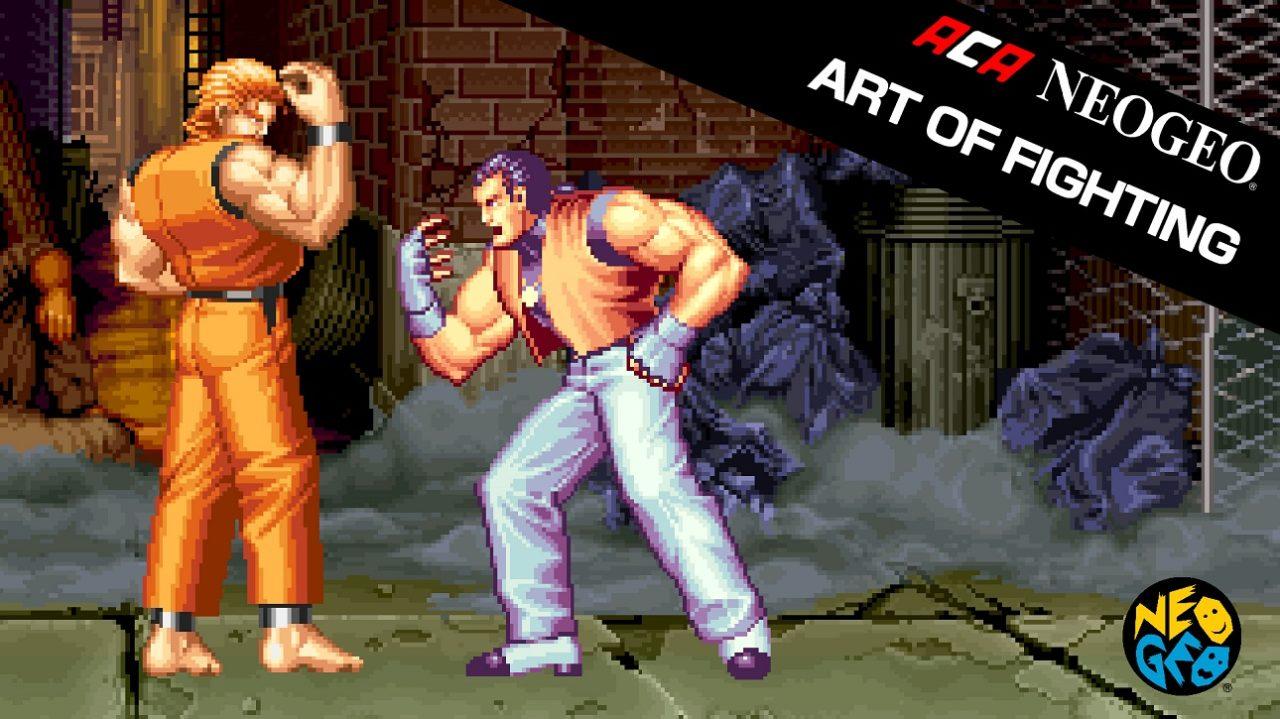 Review Aca Neogeo Art Of Fighting Nintendo Switch